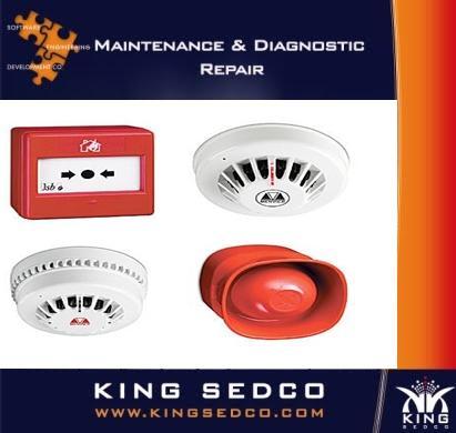 أجهزة إنذار الحريق الاتوماتيكية fire alarm