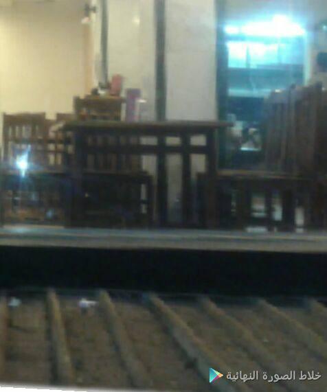 مطعم للايجار 120م بمساكن شيراتون
