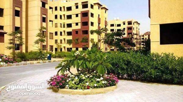 شقه للبيع 85 متر كمبوند بيت المصريه 6 اكتوبر