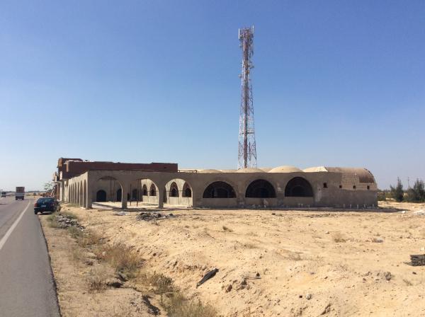 معرض للبيع طريق  مصراسكندريه الصحراوي 4,5  مليون جنيه على الرئيس