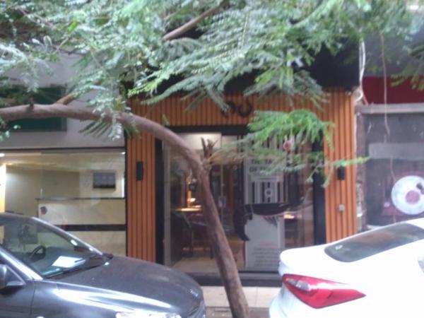 محل للبيع فى المعادى مساحه 110 متر قريب من شارع النصر و ميدان الجزائر مسجل