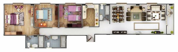 للتميز والرقى طلبك موجود شقة 190 متر بالاندلس