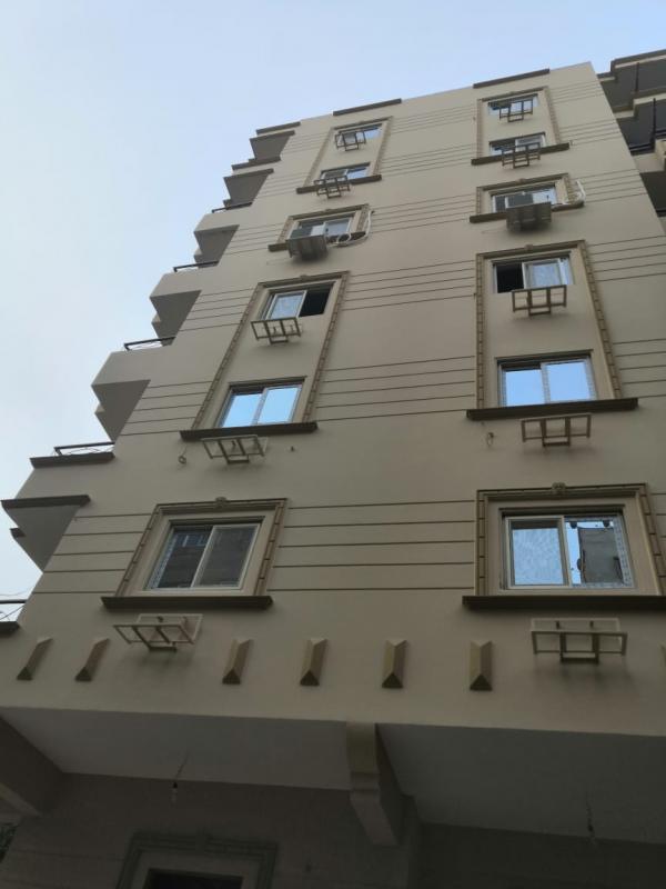 شقة تمليك بخاتم المرسلين خلف المحافظة