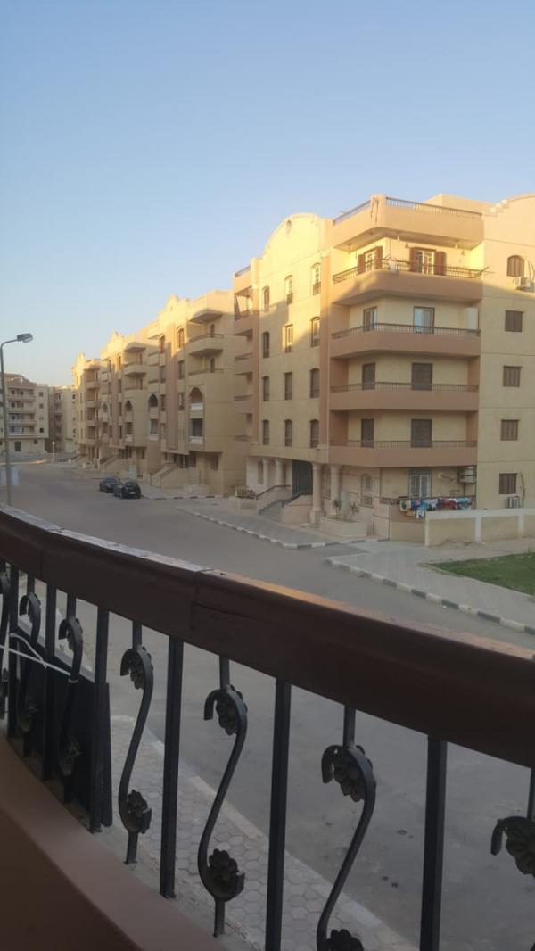 شقه للبيع بتسهيلات 186م بعمارات النصر ( المجاوره ال17) بمدينة 6 أكتوبر