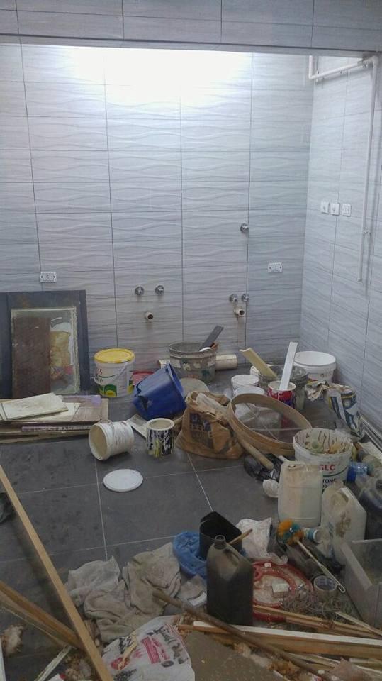 مكتب للايجار 150م في النزهه الجديده