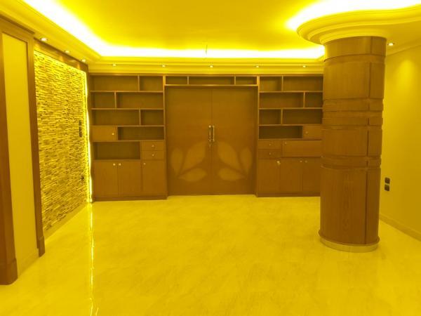 شقة تشطيب فاخر جداً مخصوص للمالك لم تسكن من قبل شارع 20 متر حدائق الأهرام